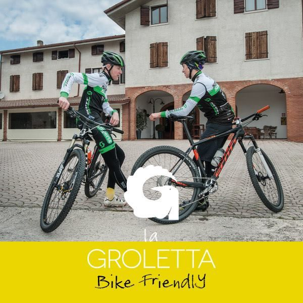 Ora più che mai, Bike Friendly. Da oggi gli amici delle due ruote hanno un'amica...