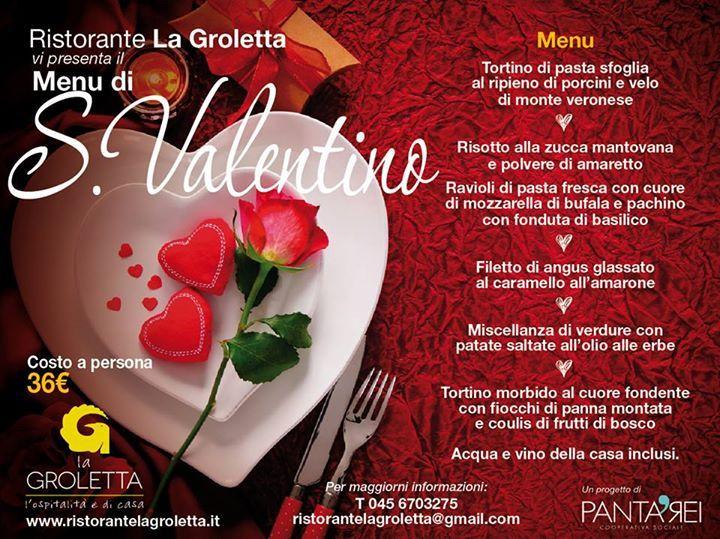 Per la vostra serata speciale scegliete la Groletta!