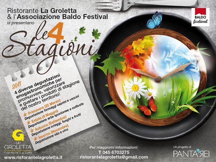 C'E' ARIA DI NOVITA'!!! La Groletta con @associazione BALDO festival vi propone ...