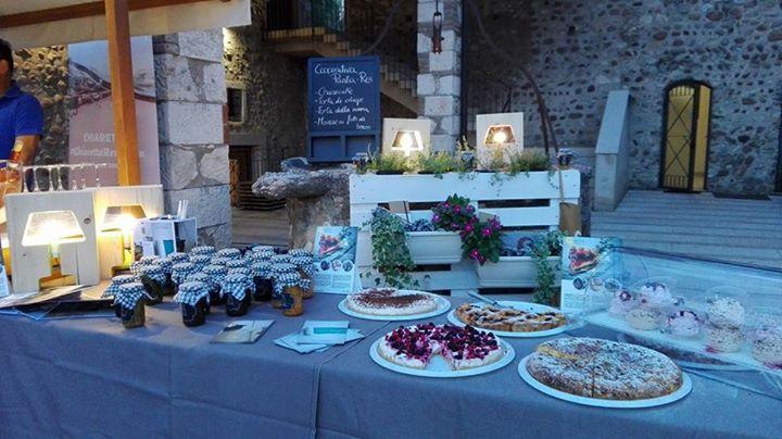 #olivejazzfestival #groletterie #torte #solidarieta# Ci siamo anche noi..vi asp...