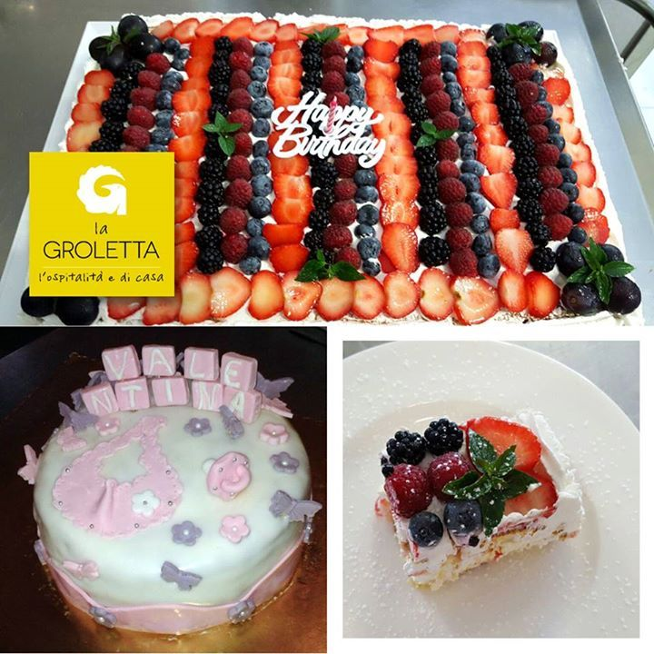 [VI FACCIAMO LA FESTA!] Proprio così, La Groletta festeggia ogni tua ricorrenza....