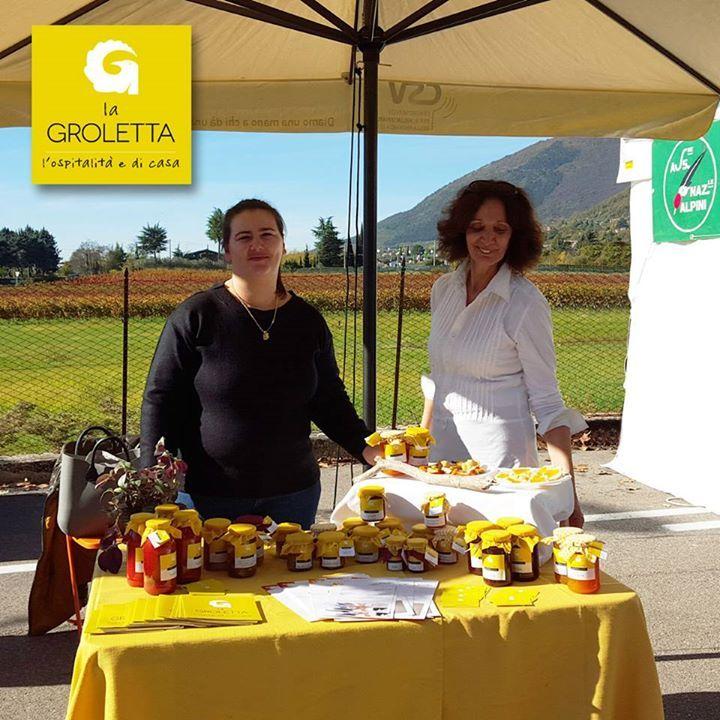 GROLETTA LIVE! Festa di San Martino località Il Platano di Caprino Veronese. La ...