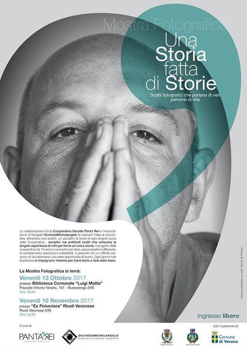 """""""Una Storia fatta di Storie"""" vi aspettiamo all'inaugurazione della nostra mostra..."""
