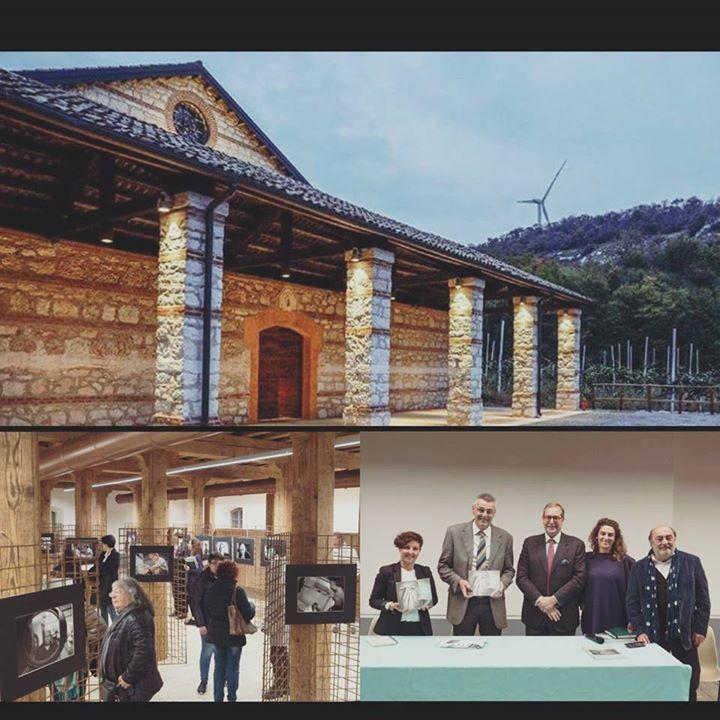 Venerdì 10 novembre con grande gioia abbiamo inaugurato la mostra al'ex-polverie...