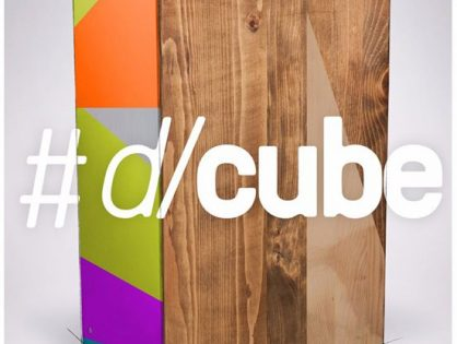 Garmillifabbrotecnica.it  #d/cube  The Style Cube is Out now.  A Special Present...