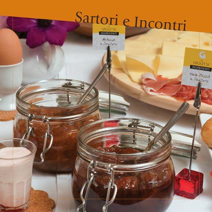 Gelatine, marmellate e confetture, ma anche piatti della tradizione da assaggiar...