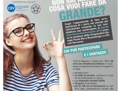 UN'IDEA IN PIÙ!!!   #serviziocivileuniversale   #comunqevadaPantaRei