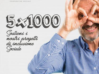 Sostieni Panta Rei - Campagna 5x1000