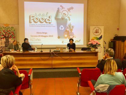 REAL Food -  le maestre della scuola materna a scuola di cibo