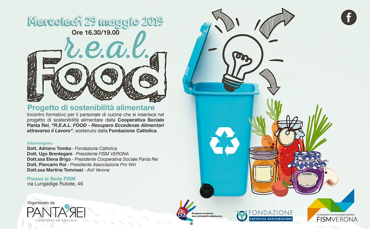 REAL Food -  ambiente e inclusione sociale