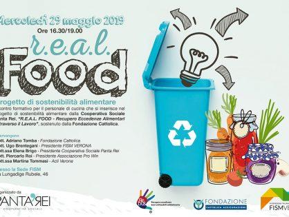 REAL Food -  ambiente e inclusione sociale