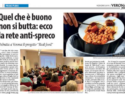 Real Food - Rassegna Stampa